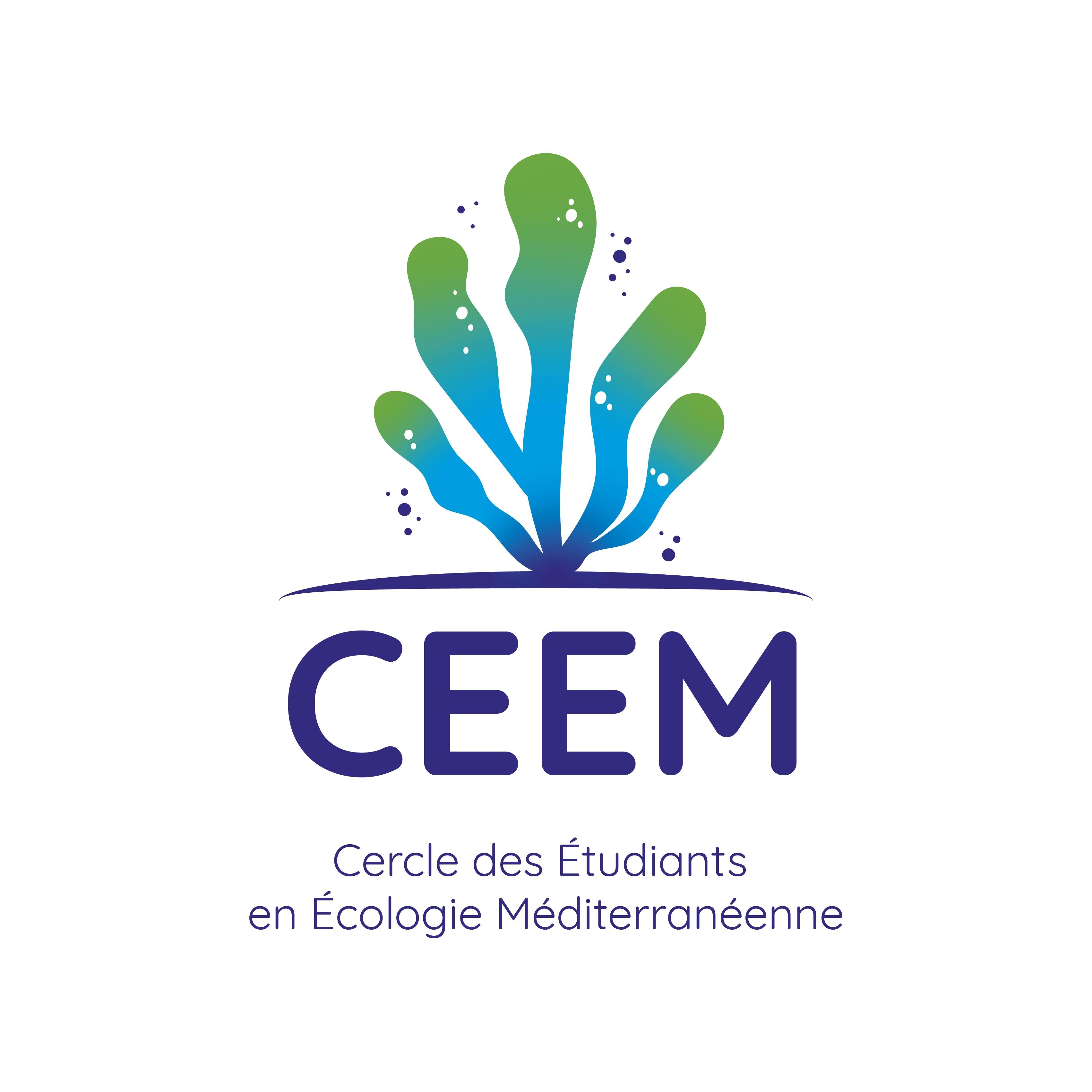 Logo Cercle des Etudiants en Ecologie Méditerranéenne (CEEM)